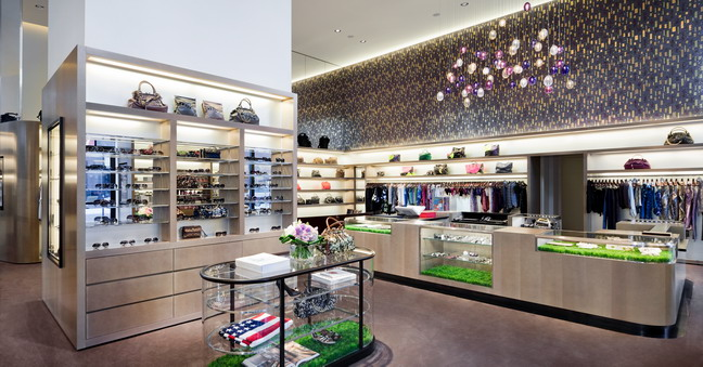 Marc Jacobs Collection, Chicago