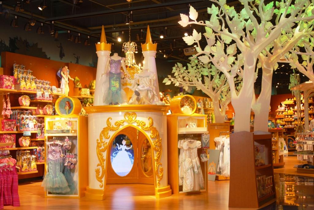 Disney Plots Retail Future as Stores Close En Masse