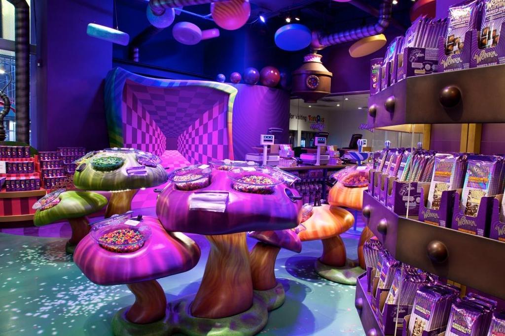 Willy Wonka, New York