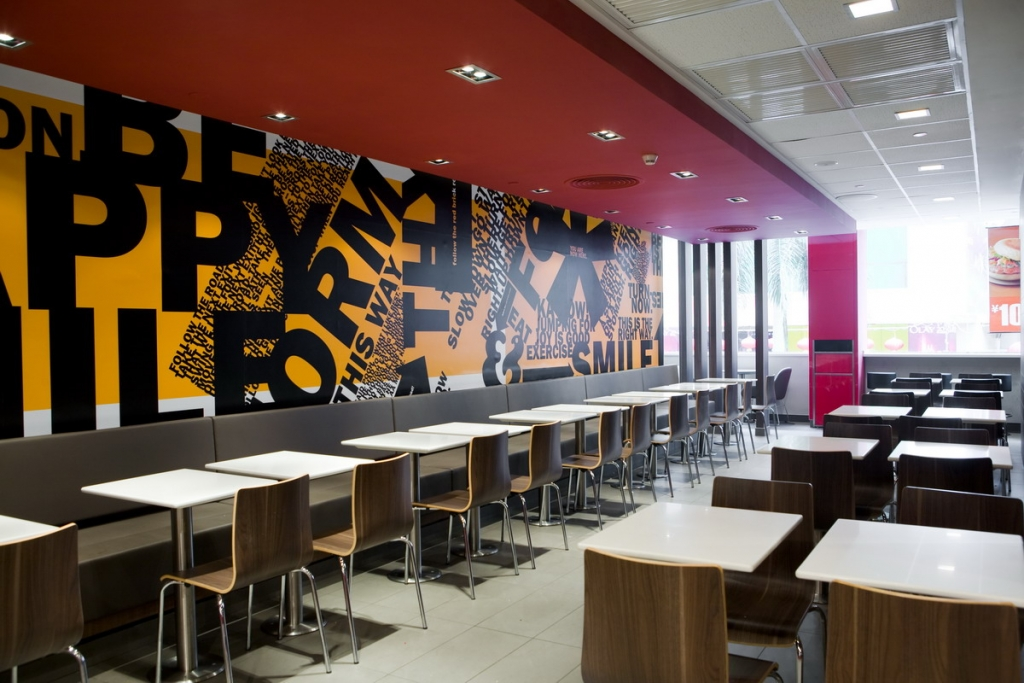 Mcdonald S Redesign Vmsd Com, What Time Does Mcdonald's Dining Room Open
