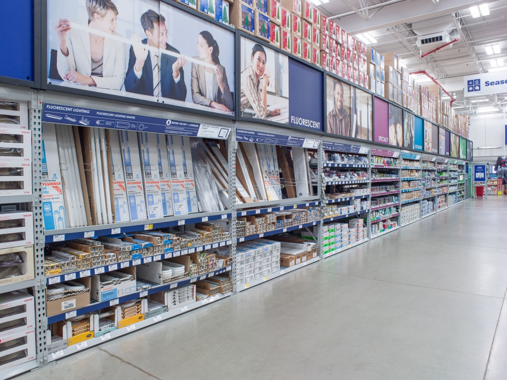 Problem/Solution: Lowe's, Canada