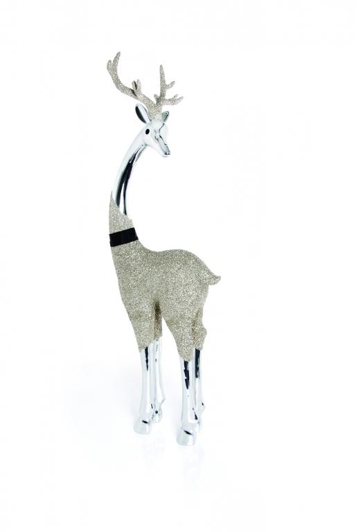 Fiberglass Reindeer