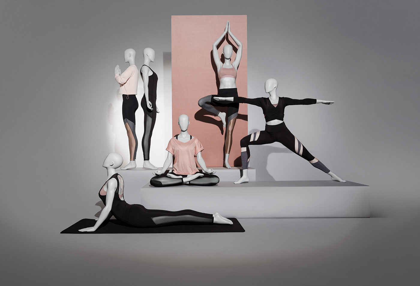 Hans Boodt Introduces 'Yoga Sports' Collection
