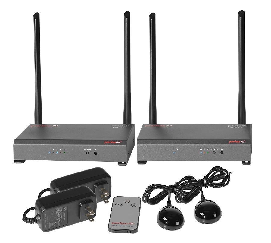 Peerless-AV® Cuts the Cord: Launches New PeerAir™ Wireless HD Multimedia System