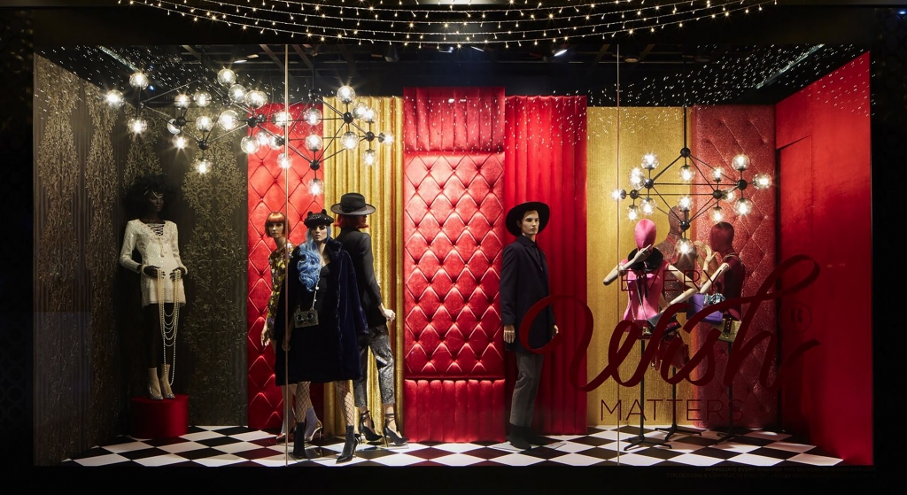 Peace. Joy. Windows. | 2017 Holiday Windows Recap, Part IV