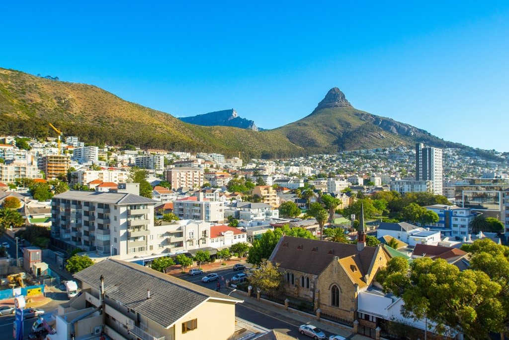 Two-Minute Tour: Cape Town, South Africa