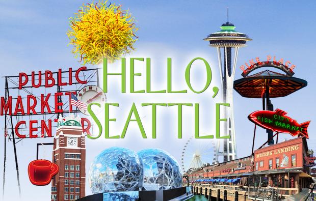 Hello, Seattle