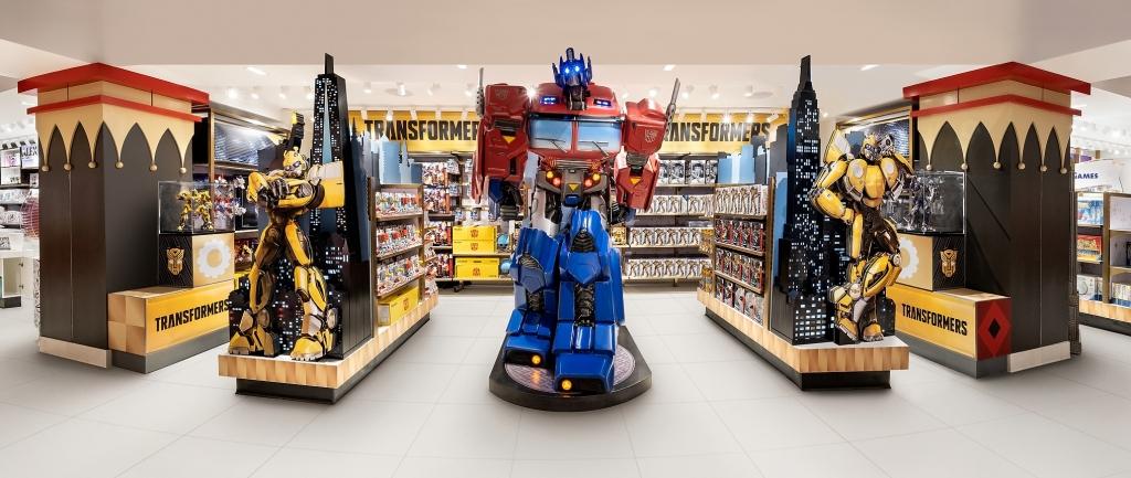 Optimus Prime Replica