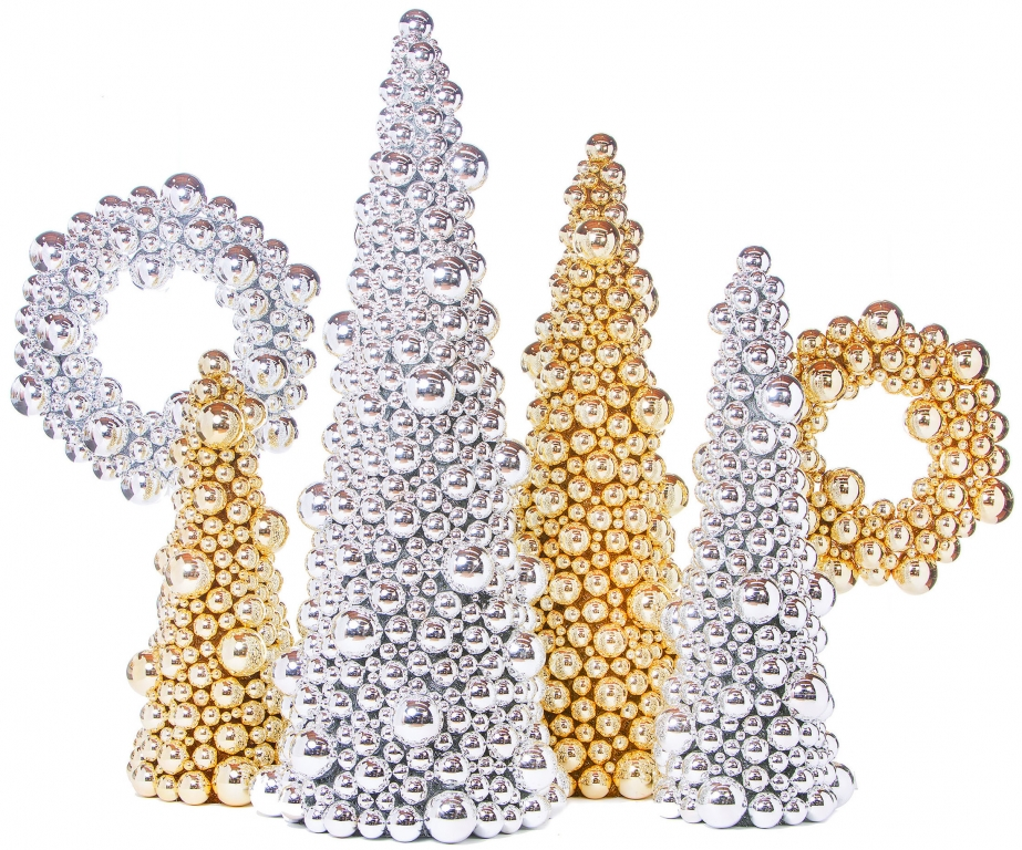 Bubble Ornament Décor Collection
