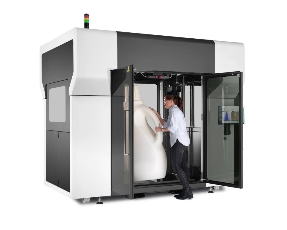 3-D Printing Capabilities