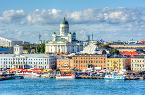 Two-Minute Tour: Helsinki, Finland