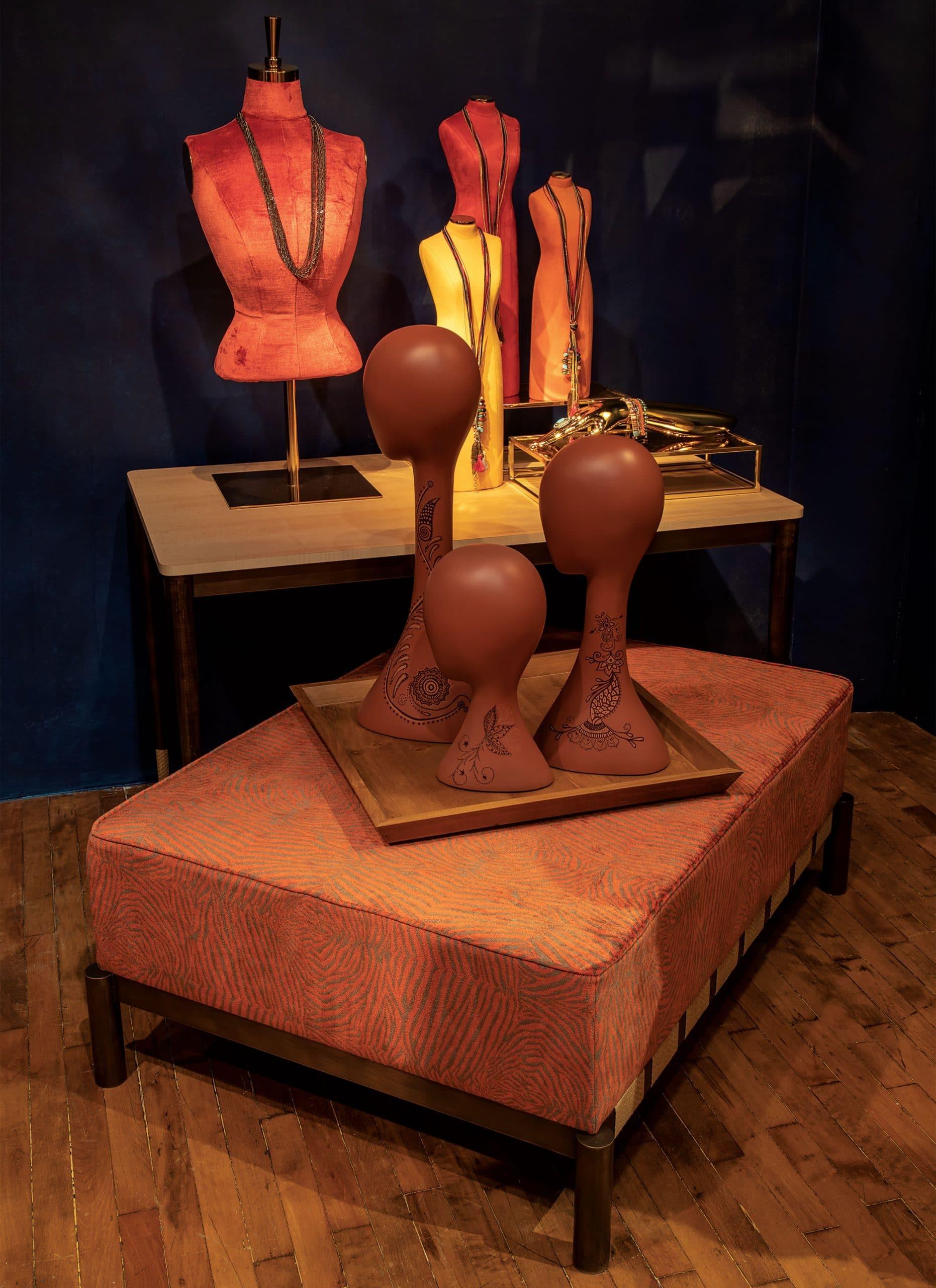 Bernstein Display Furniture