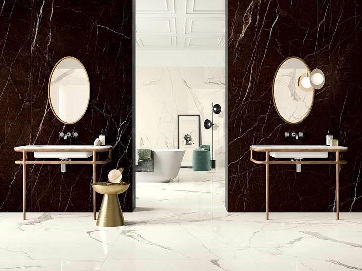Antimicrobial Porcelain Tile