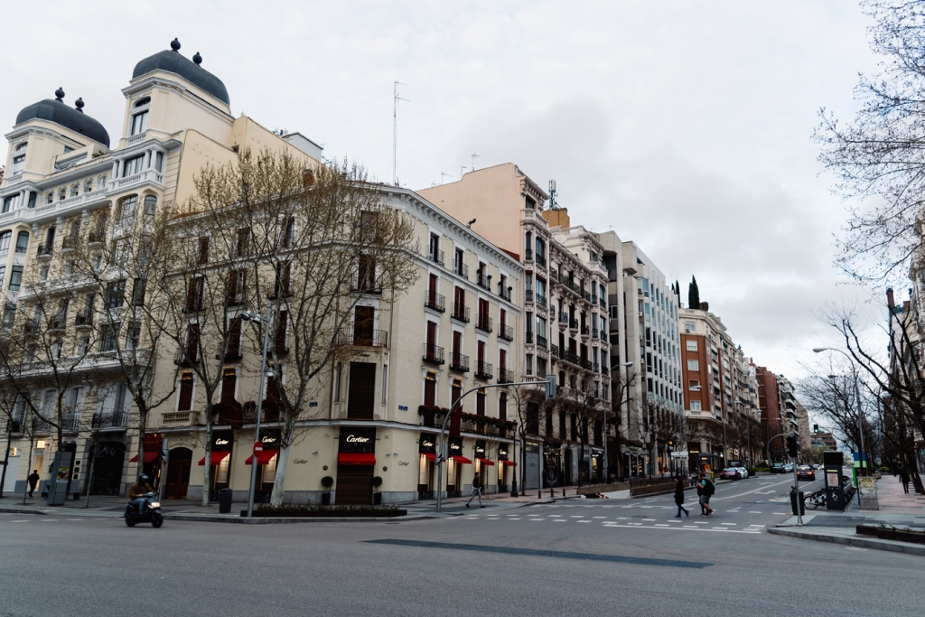 Two-Minute Tour: Madrid, Spain