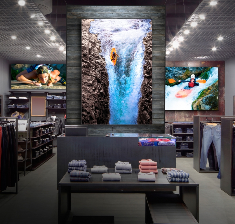 North America Display Corp. : Flow-Motion