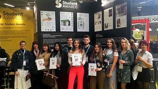 RetailEXPO Announces Winners of 2020 Student Design Awards