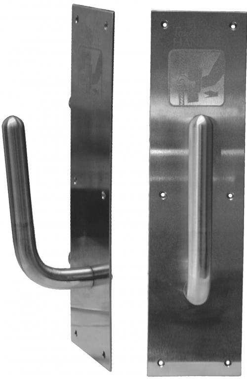 COVID-19: No-Touch Door Handle