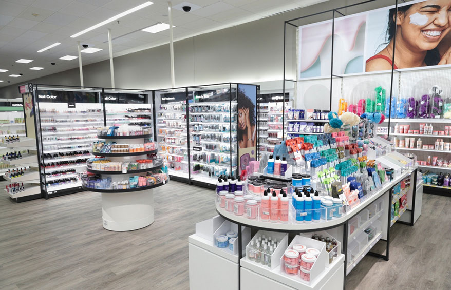 """VMSD 2020 International Visual Competition– First Place: """"Target Beauty 2.0"""""""