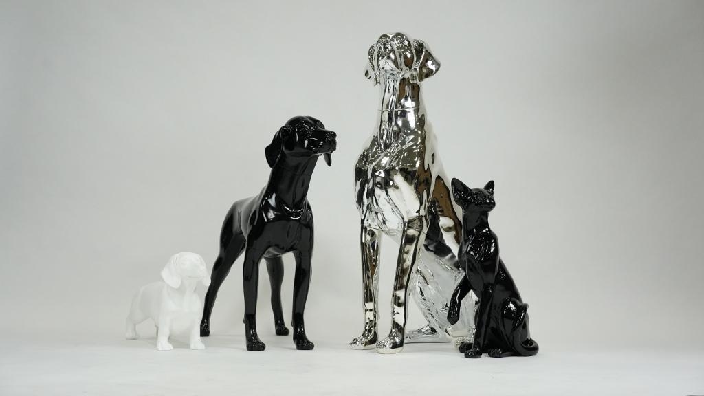 Blue-9 Pet Mannequins