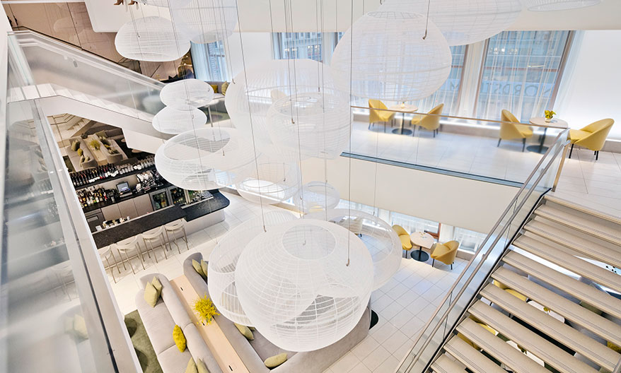 """Conversion – Department Store """"Nordstrom NYC Flagship"""" submitted by: J.T. Magen & Co. Inc., New York"""