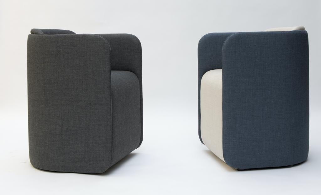 BuzziDee : Upholstered Pouf