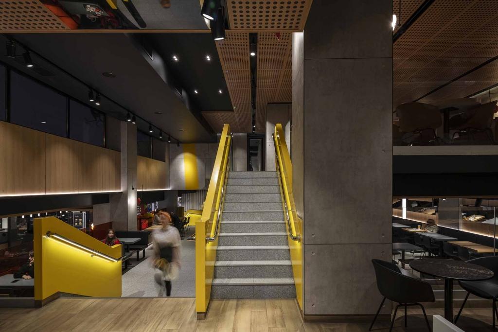 McDonald's Renovates its Moscow Flagship