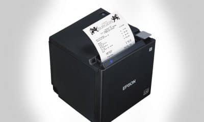 Epson's OmniLink TM-m50 Thermal Receipt Printer