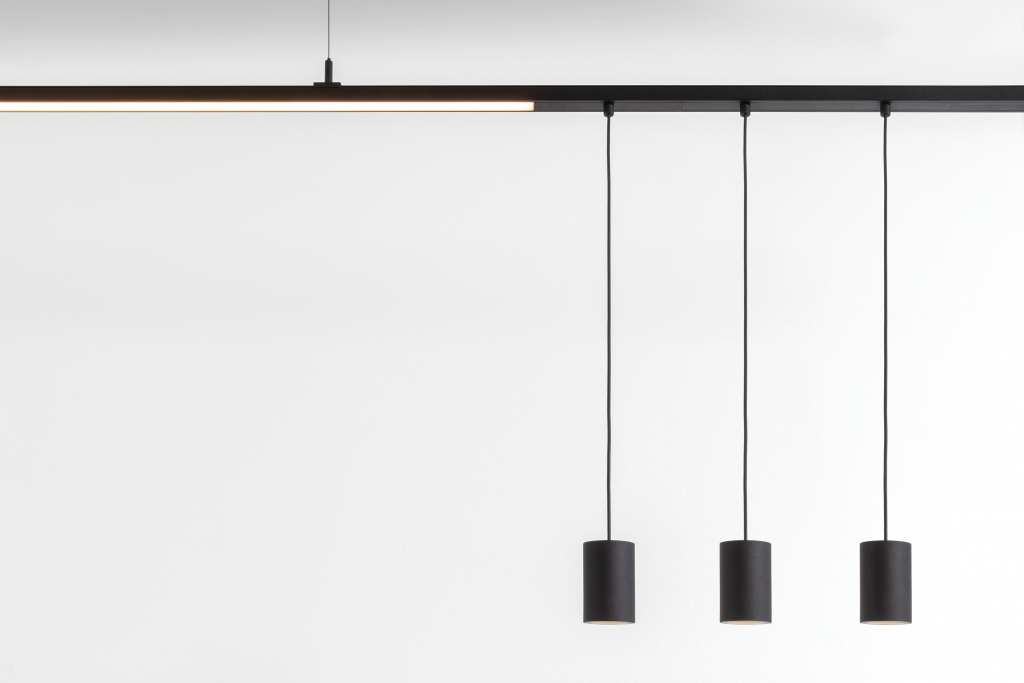 Pista Rail System by Modular Lighting Instruments