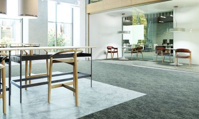 New Fabric + Form Collection from Tarkett Brings Timeless Sophistication to Any Space