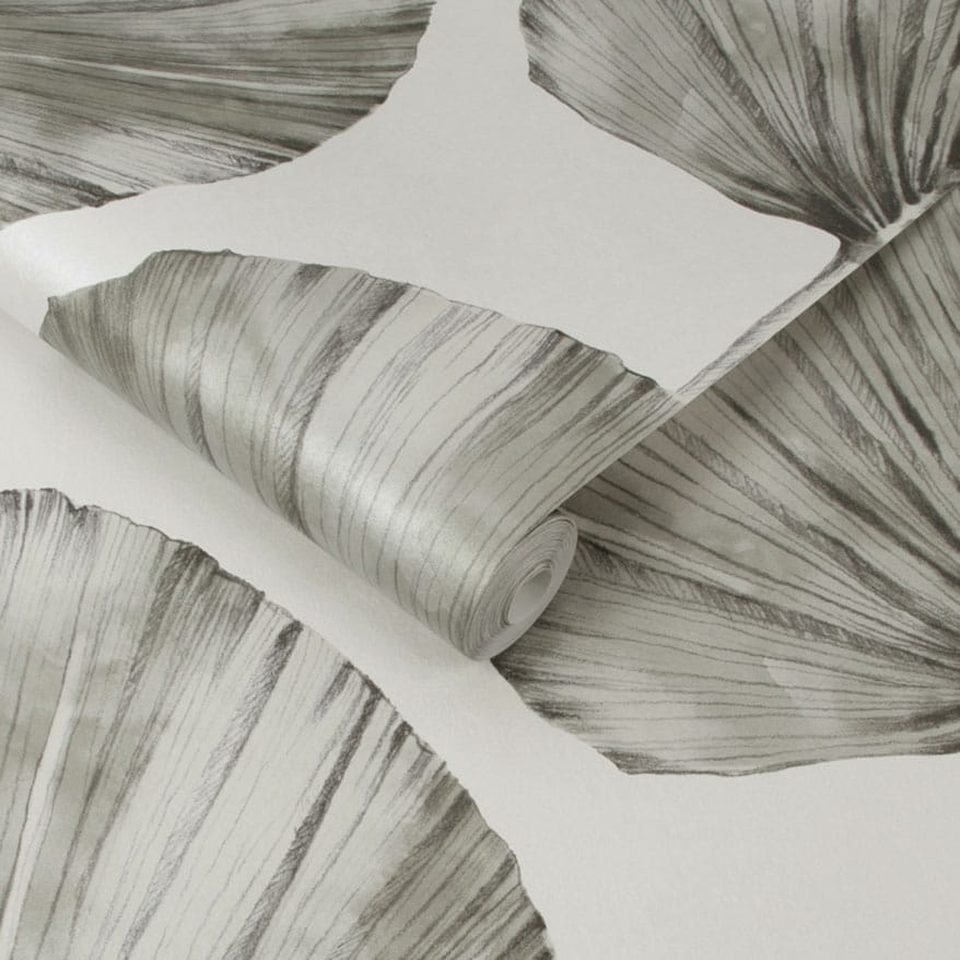 Palm Leaf Wallpaper from Graham & Brown