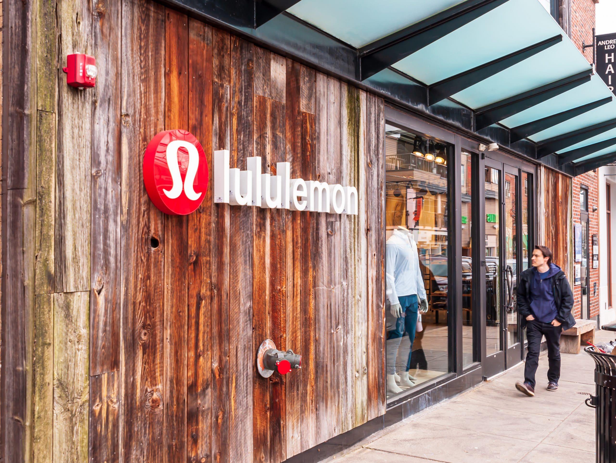 Lululemon Shares Hit All-Time High