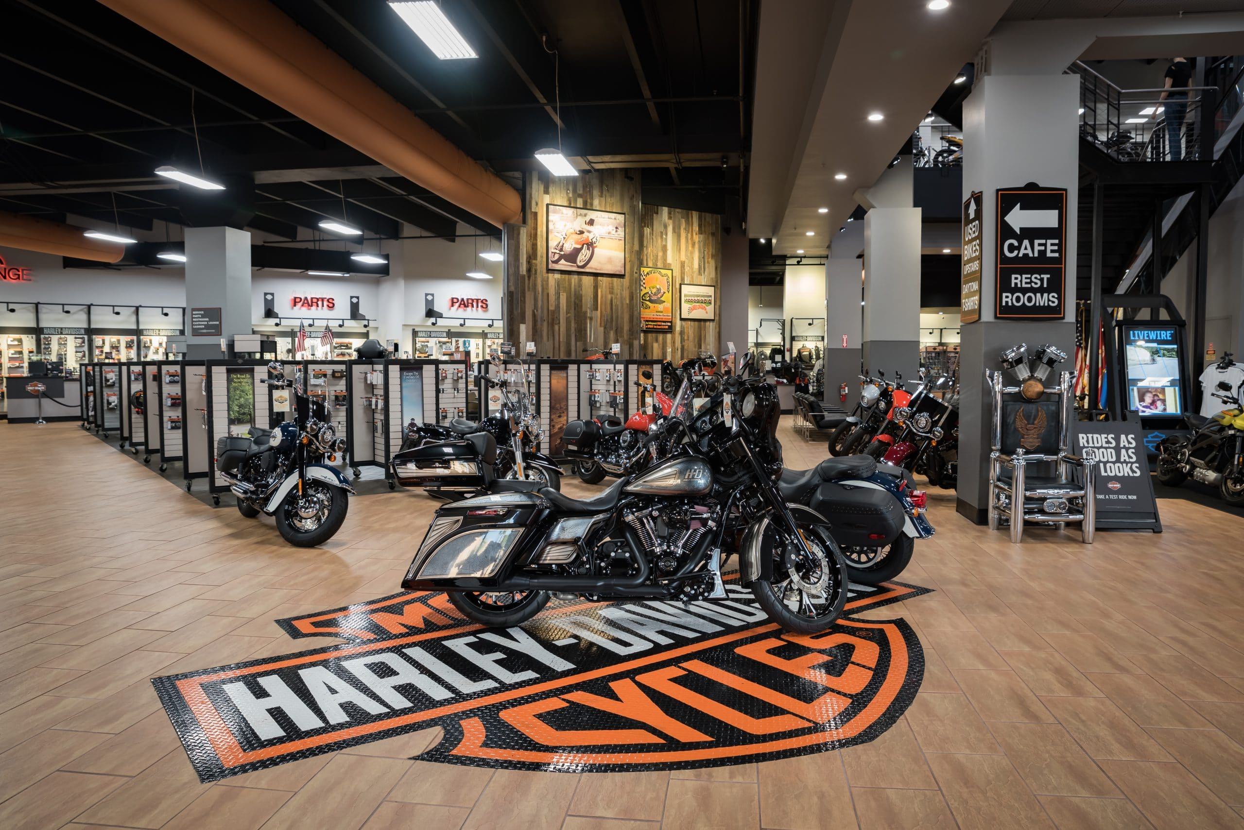On Our Radar: Harley-Davidson, Daytona Beach, Florida