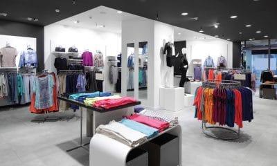 Nora Lighting Downlights Illuminate Retail Sites and Merchandise Displays