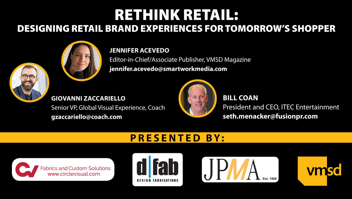 Rethink Retail: Designing Retail Brand Experiences for Tomorrow's Shopper