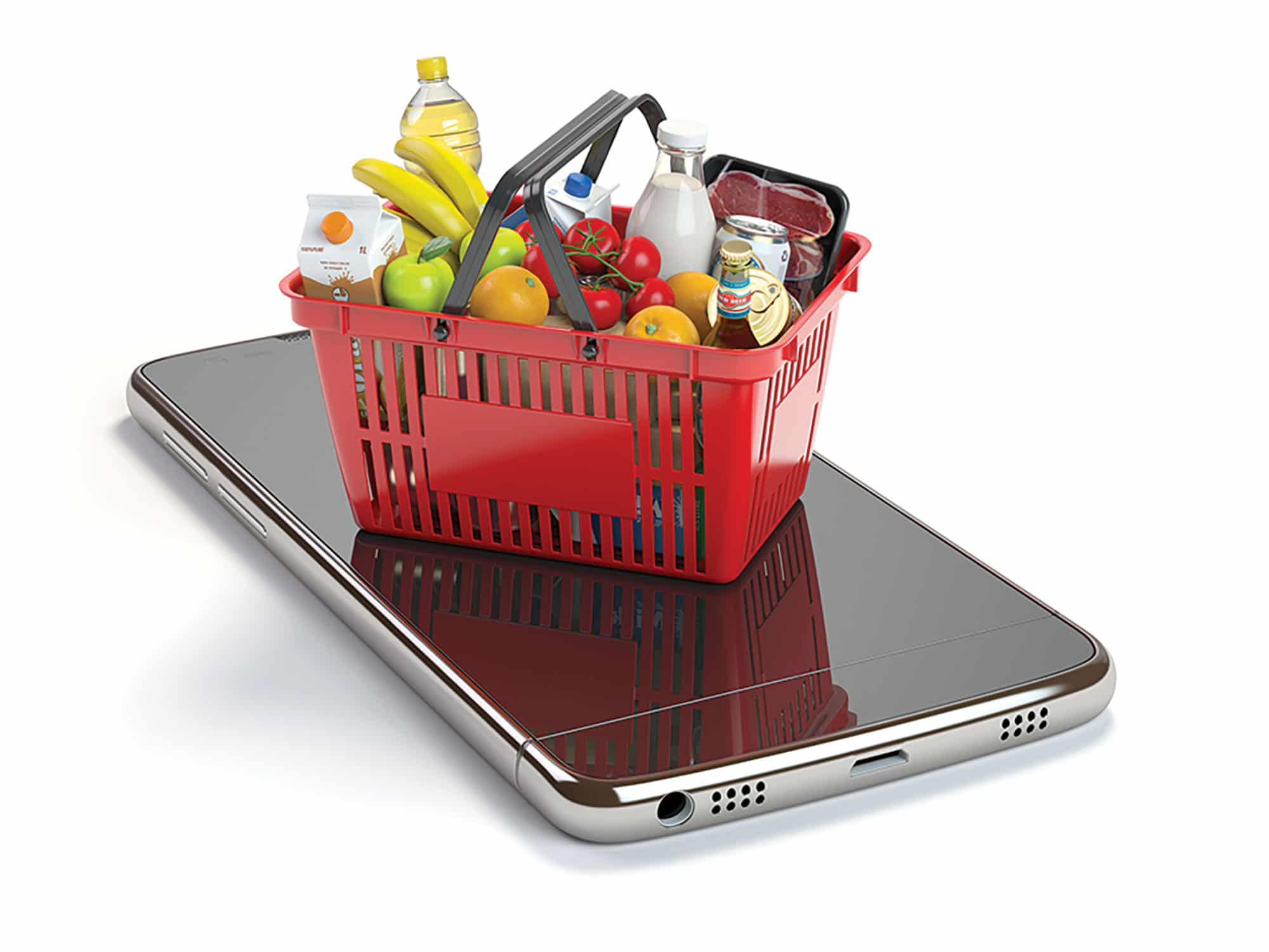 Grocery Store Design Impacted by Pandemic-Driven Shopping Behaviors