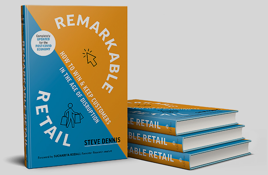 """Q&A with Steve Dennis, Author of """"Remarkable Retail"""""""
