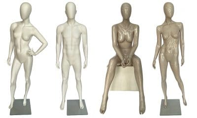 Biodegradable-Mannequins