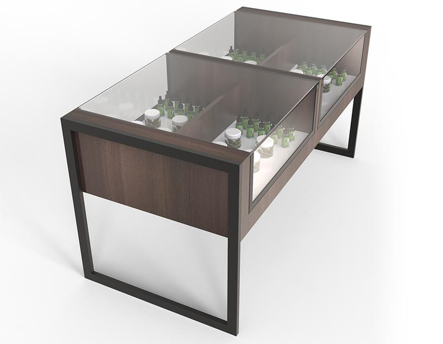 Jahabow LLC's J13 Display Table