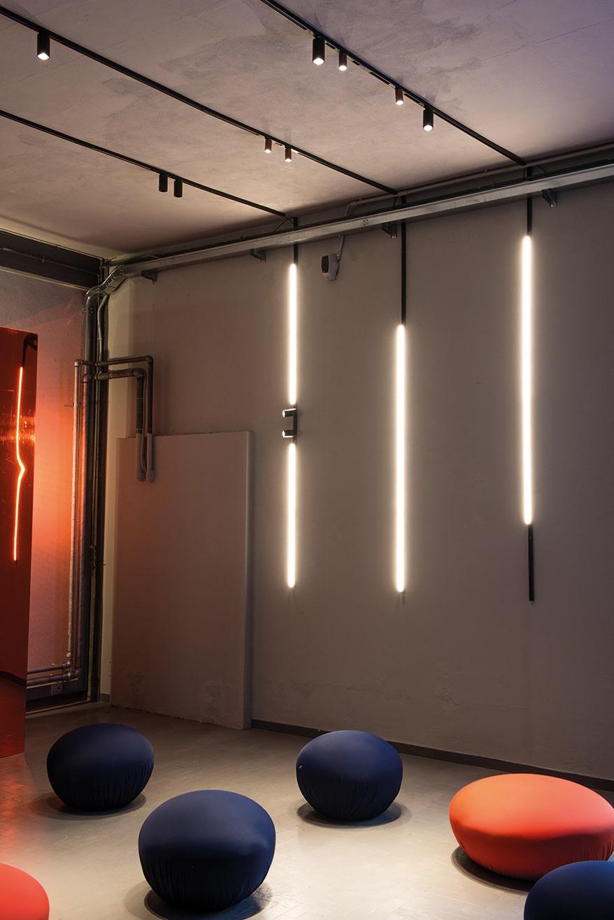 Targetti-showroom