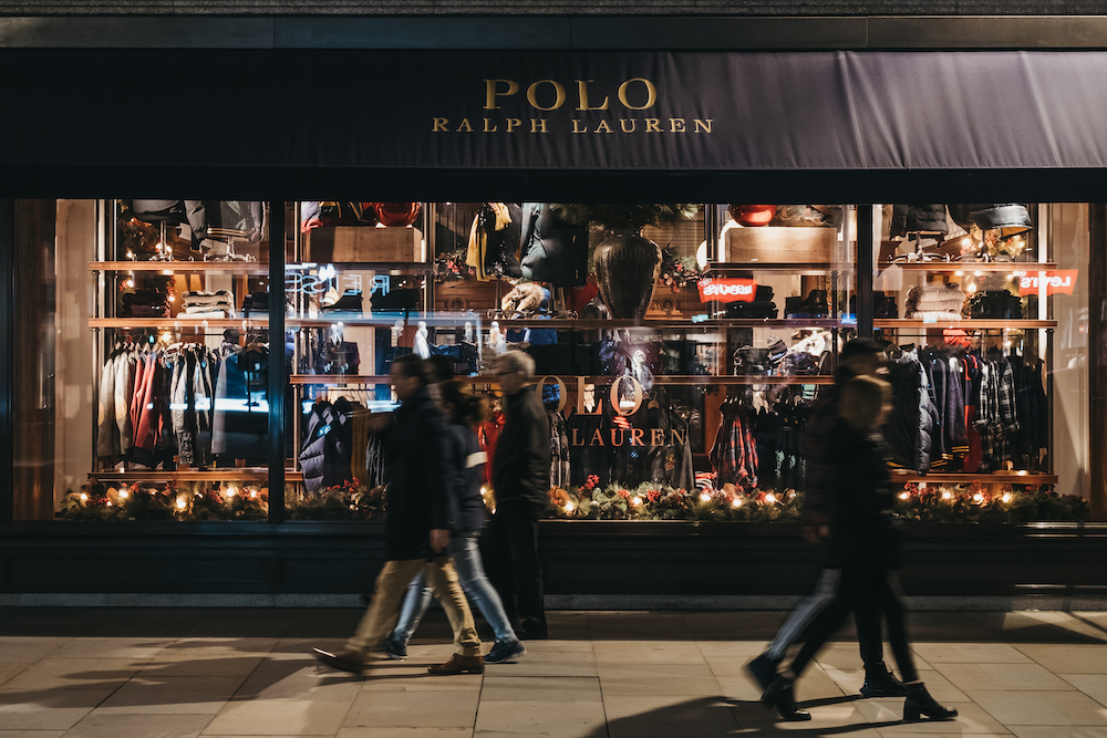 Ralph Lauren: Stores of the Future Won't Have Merchandise