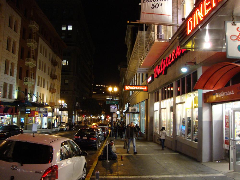 Walgreens Exiting San Francisco Amid Retail Crime Wave