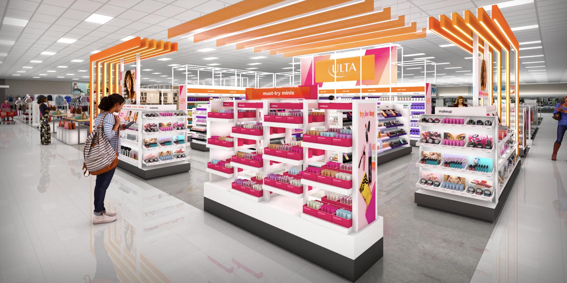 Ulta Opening 'Mini Shops' in Target