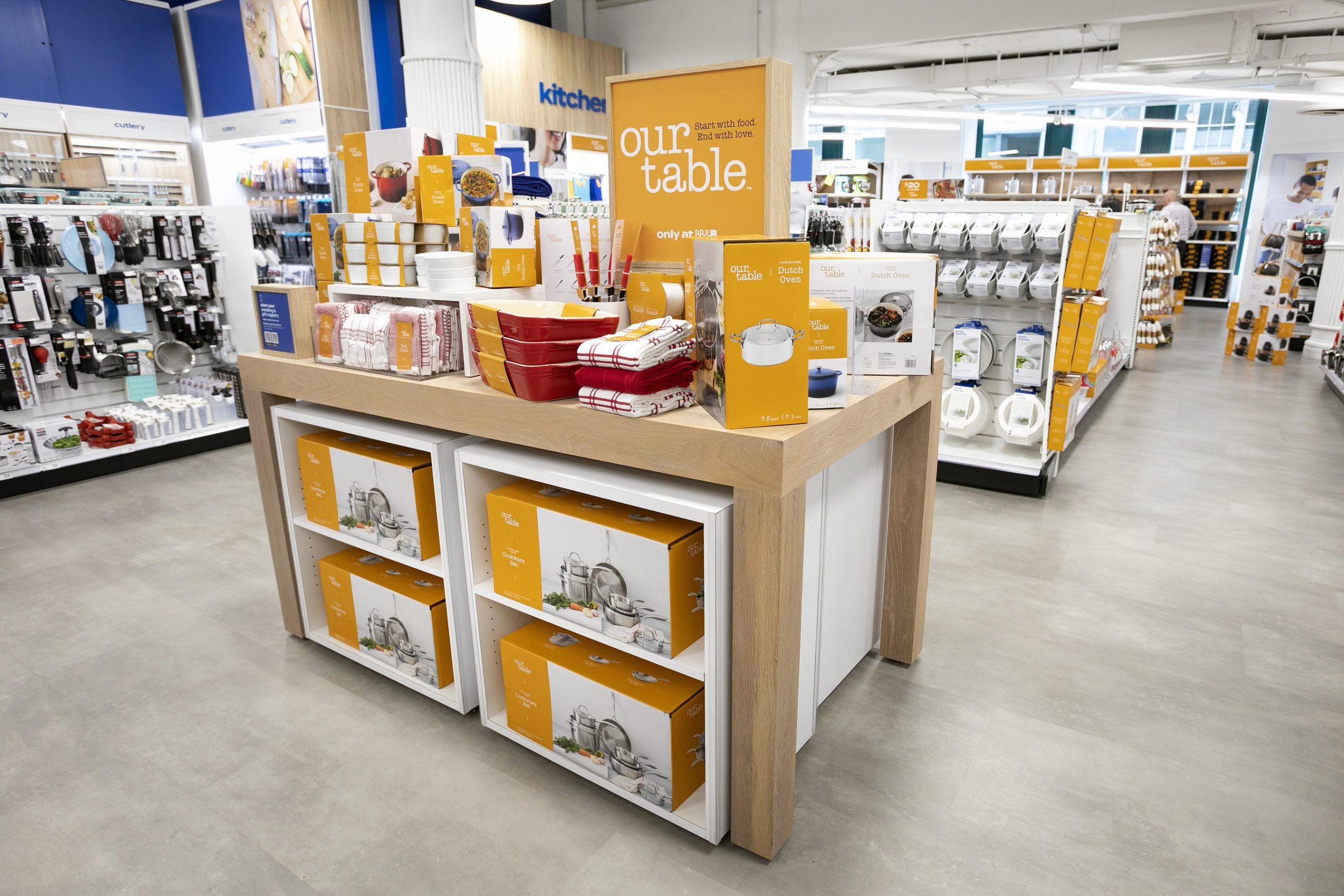 Bed Bath & Beyond Unveils its Newly Remodeled New York Store