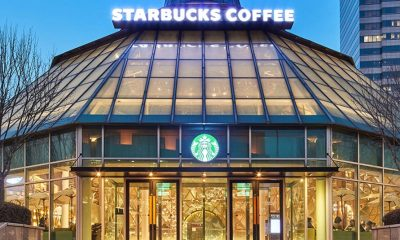 Starbucks Posts Record 3Q Sales