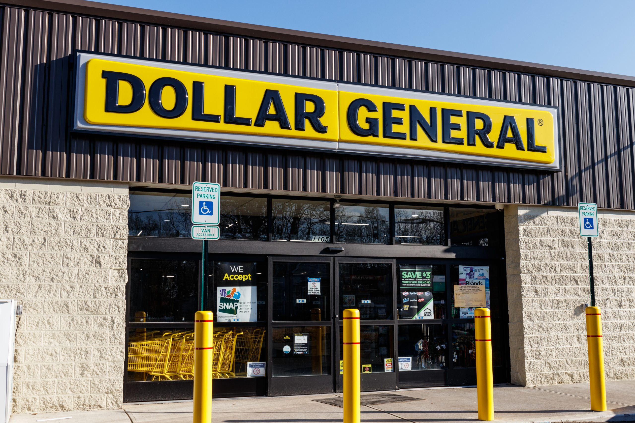 Dollar General Plans Push into Health Care