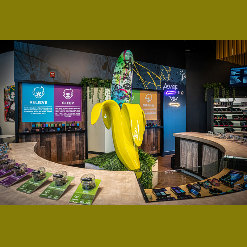 21 Cannabis Shop Photos That Show the Latest Trends in Dispensary Design