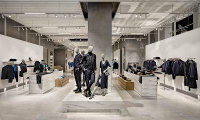 Inside the Design of Hugo Boss' New York Flagship