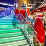 13 Staircases That Shoppers Will Remember Long After They've Left the Store