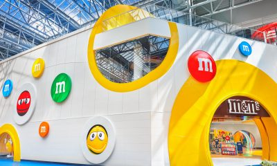 M&M's New Flagship in the Mall of America Was Made for Brand Fans