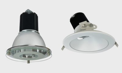 Nora Lighting Sapphire I and II Series Delivers Up to 8000 Lumens for High-Ceiling Market Installations